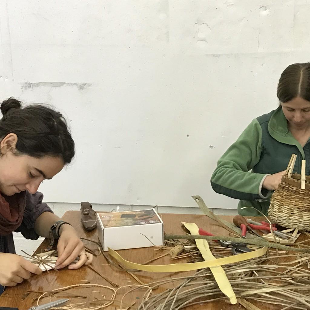 Weaving Away