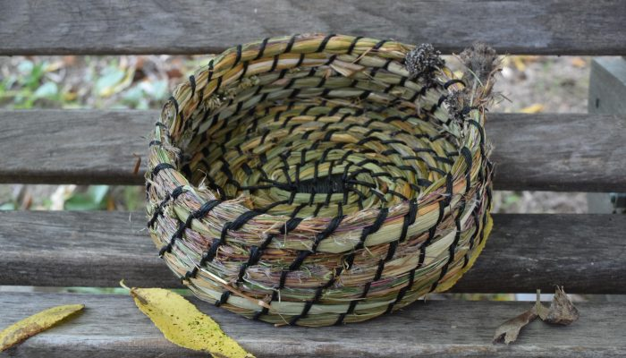 Coiled Basketry Mini Workshops