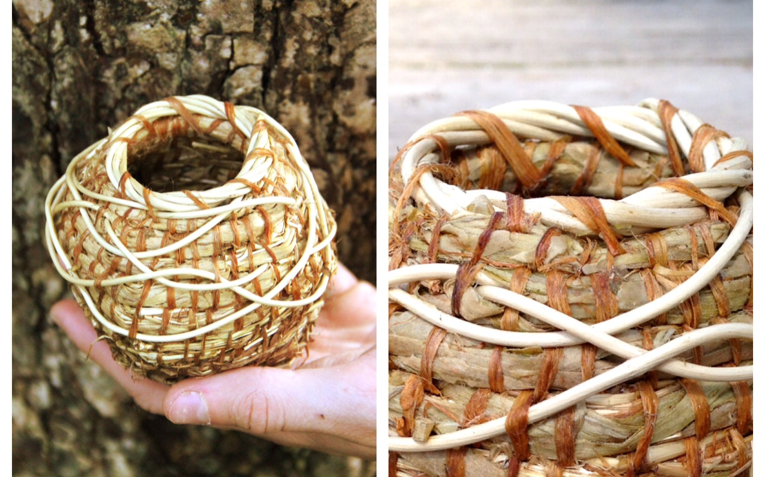 Learning To Weave A Basket