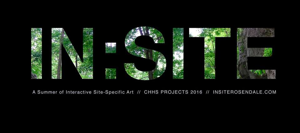 INSITE: A Summer Long Outdoor Art Exhibition
