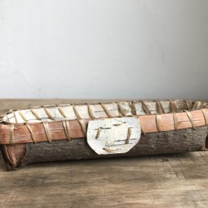 Pine Bark Notions Basket