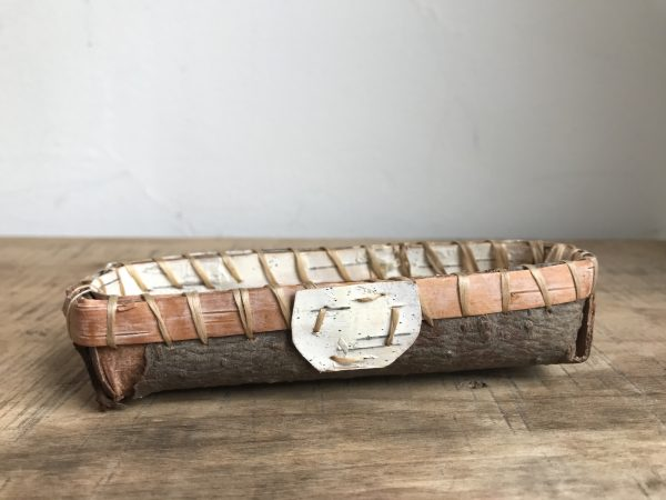 great little basket for storing odds and end around the house or studio
