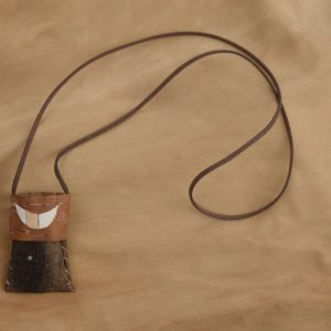 Pine Bark Necklace