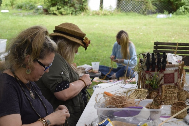 Basketry weekend intensive with Katie Grove