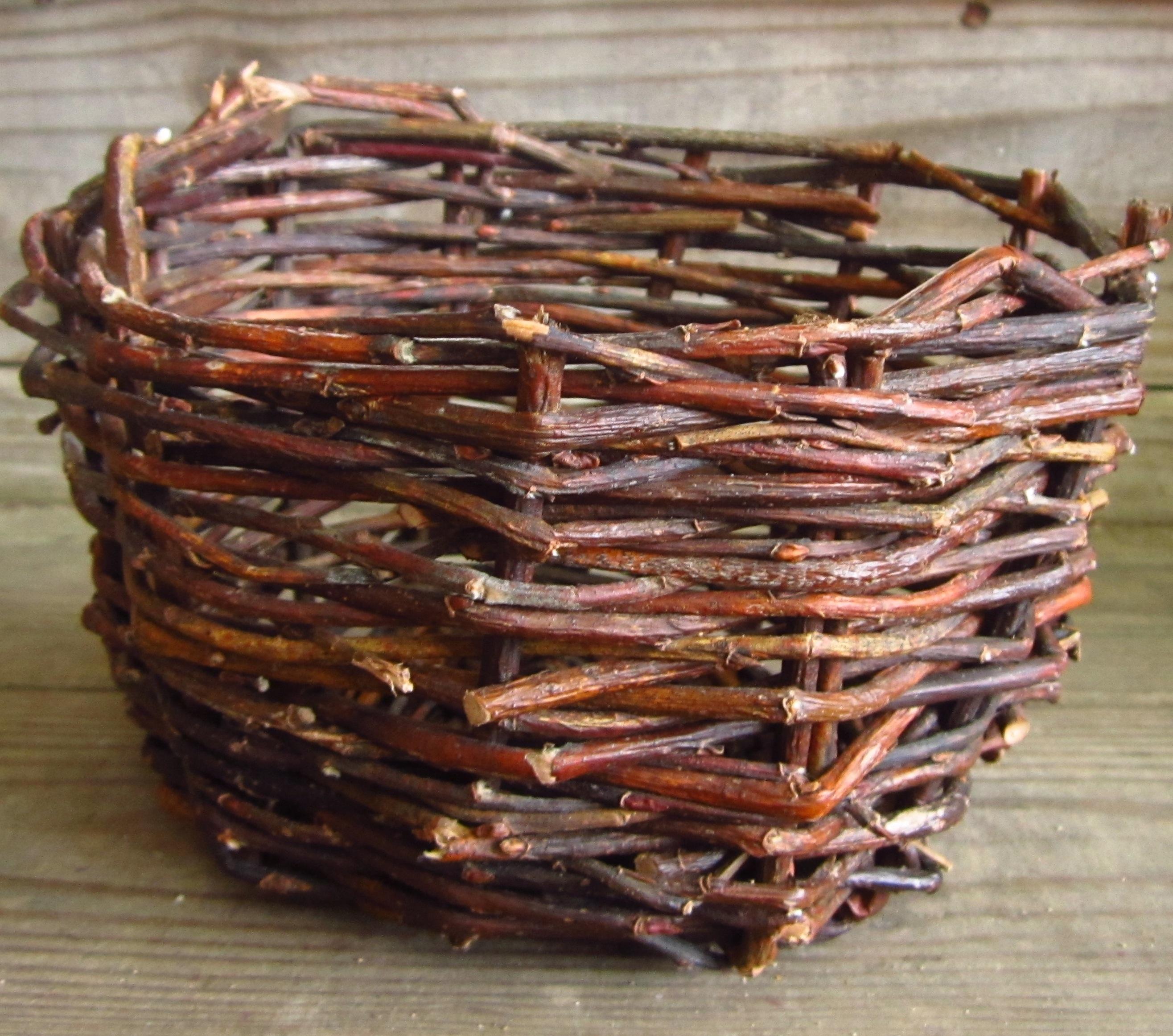 dogwood basket
