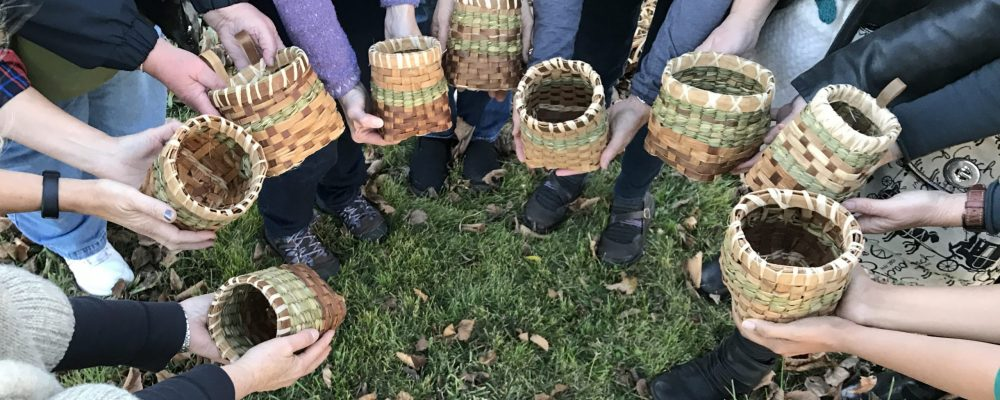 Basketry Northeast