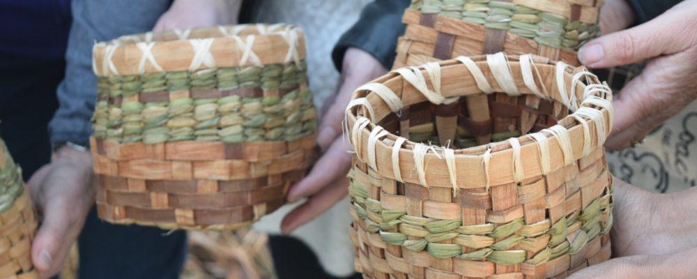 Inner Bark Weaving