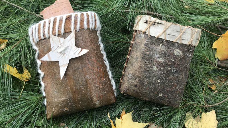 Pine Bark Basket 2